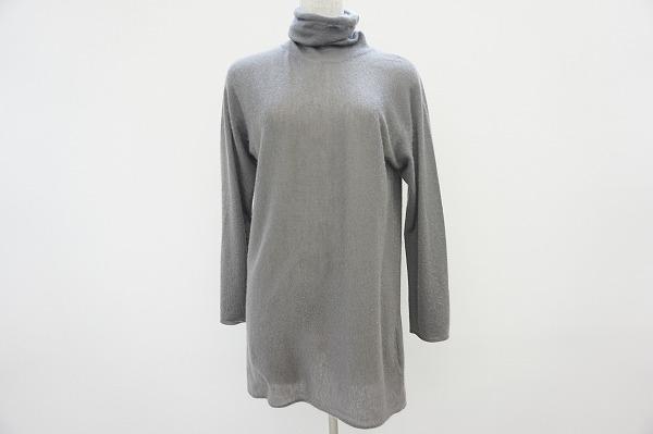 エルメス タートルネックセーター