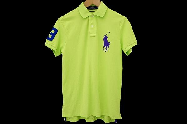 ポロラルフローレンP メンズ半袖ポロシャツ