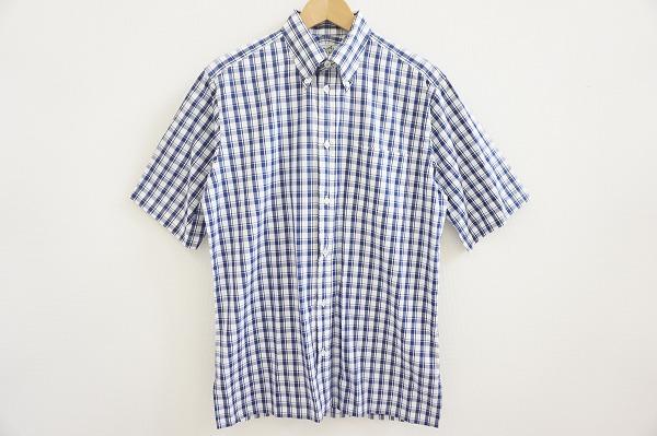 エルメス メンズ半袖シャツ
