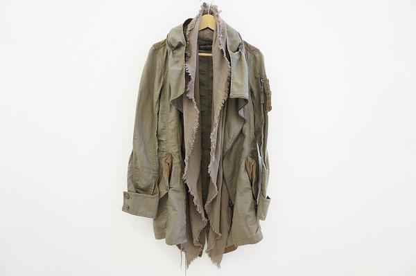 バッファローボブス メンズジップジャケット