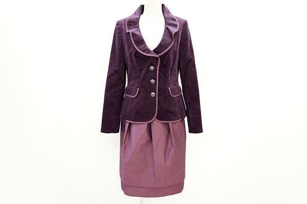 ハナエモリ スカートスーツ