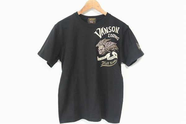 バンソン メンズTシャツ半袖カットソー