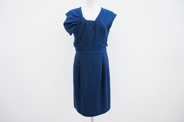 ビアッジョブルー ワンピースドレス