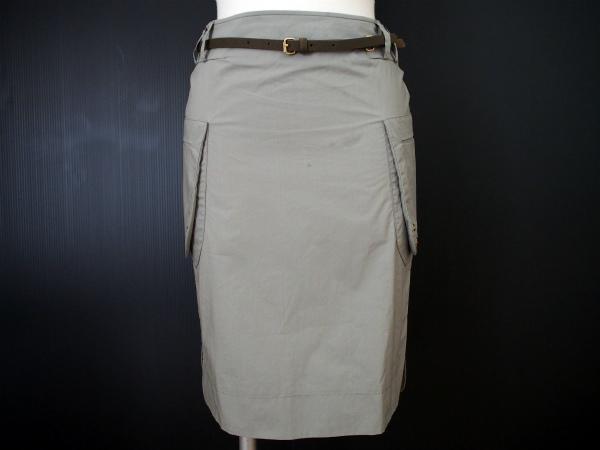 ヒューゴボス スカート