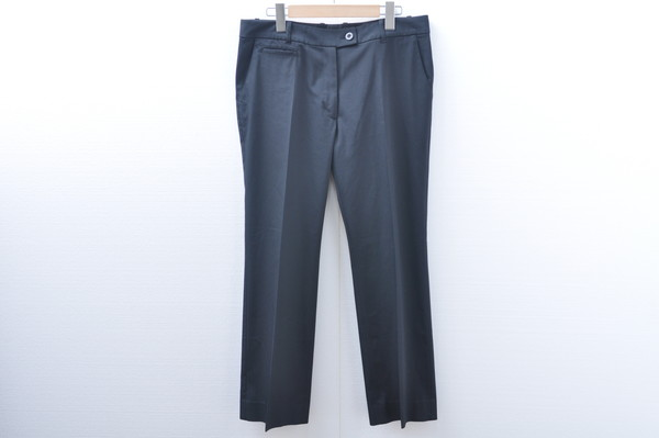 ブラック&ホワイト パンツ