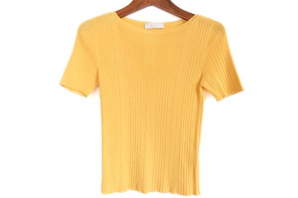 プラダ 半袖セーター