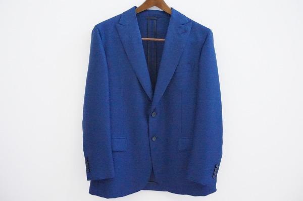 ブリオーニ シルクモヘア混ジャケット