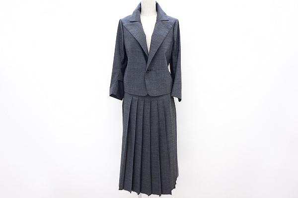 ヨウジヤマモト/スカートスーツ