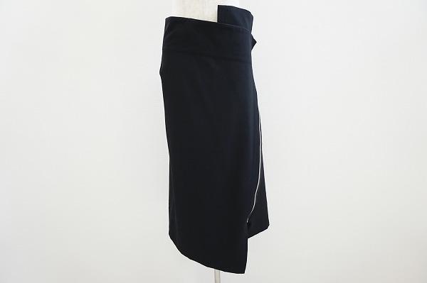 ヨウジヤマモト ジップアップスカート