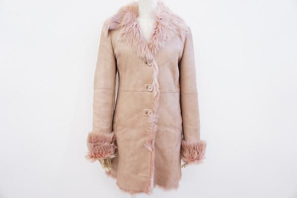ヨンドシー 羊革コート