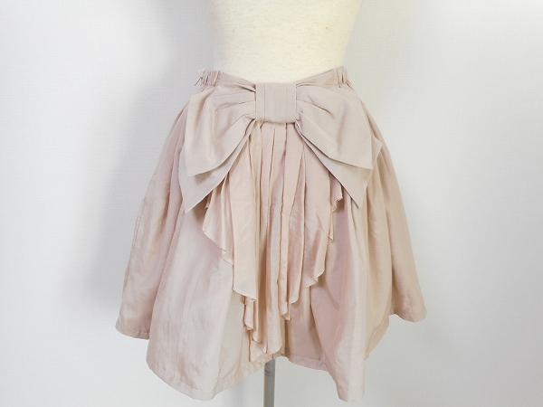 リッチミーニューヨーク リボンスカート