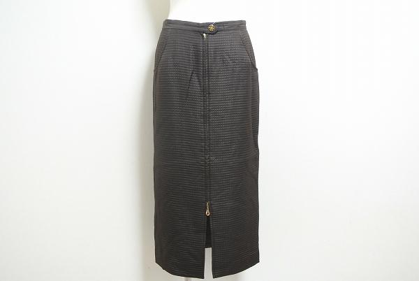 レオナール シルクスカート