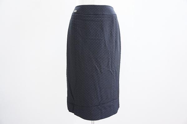 レオナール 膝丈スカート