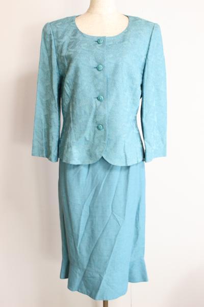ジュンアシダ/スカートスーツ