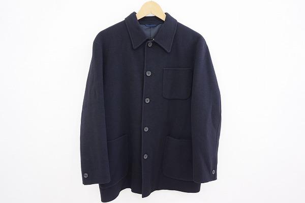 エストネーション メンズウールシャツ