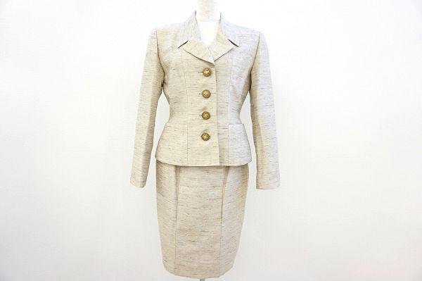 イネス銀座マギー スカートスーツ