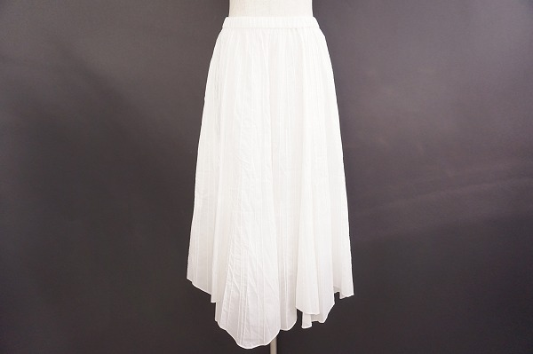 イッセイミヤケハート スカート