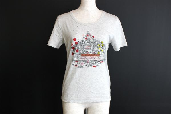 ソニアリキエル/プリントTシャツ