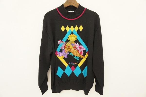 レオナールスポーツ セーター