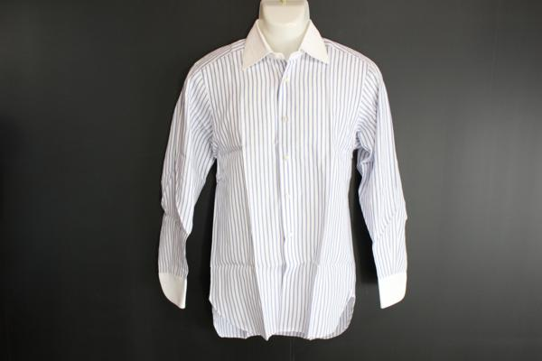 ソブリン メンズ長袖シャツワイシャツ