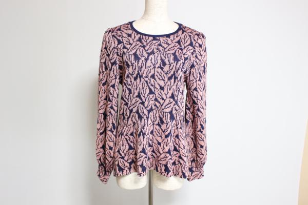 サイトウトヨコ ニット 長袖セーター