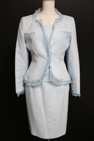 ソブレ ピースジャケットインナースカート