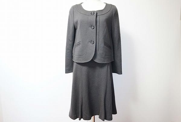 スピック&スパン スカートスーツ
