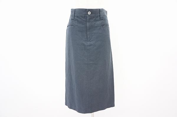 ワイズビスリミ 麻混スカート