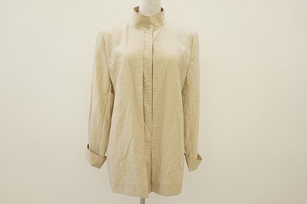 セシオセラ/ベージュシャツジャケット