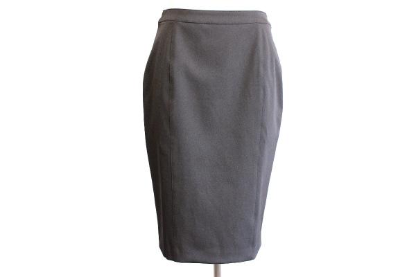 ダブルビー/ブラックタイトスカート