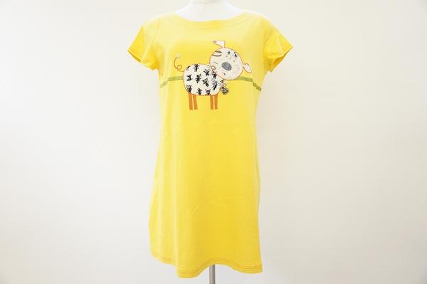 アルベロベロ /ロングTシャツ