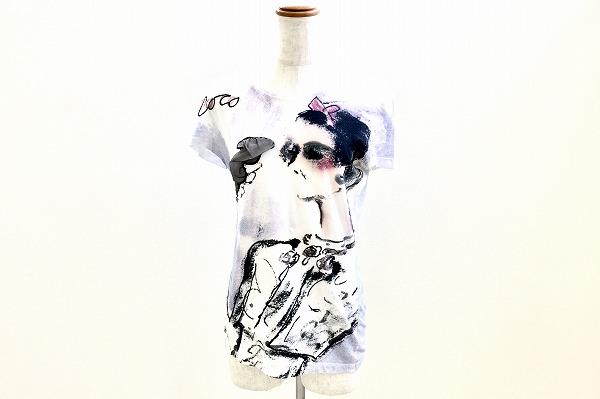 シャネル/Tシャツ