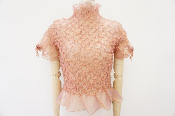ハナイユキコ 半袖カットソー