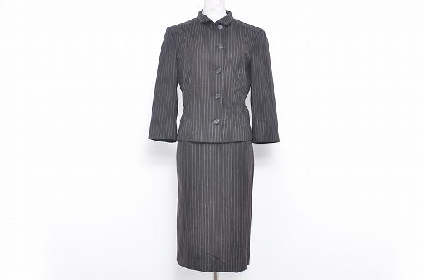 ナルシソロドリゲス ストライプスカートスーツ