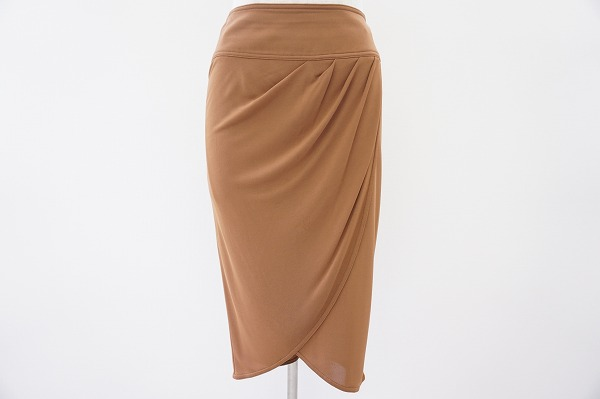 セリーヌ ドレープスカート