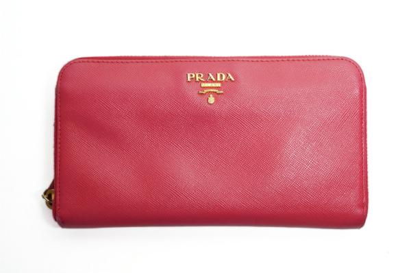 プラダ 財布 長財布