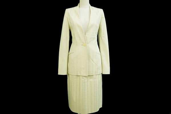 ジバンシィ スカートスーツ