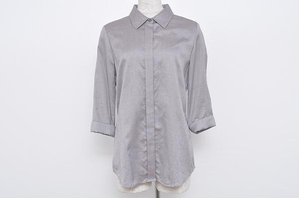 セオリーリュクス 七分袖シャツ