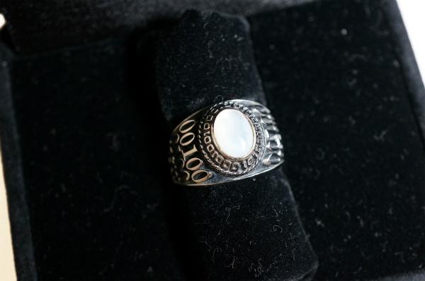 ジャムホームメイド 指輪 石付きリング