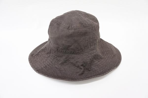 マーガレットハウエル 帽子 麻