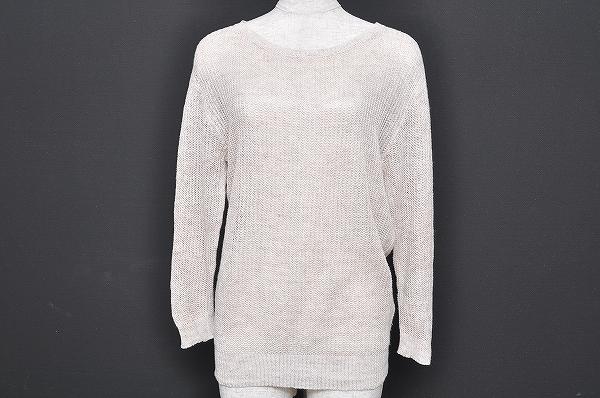 マーガレットハウエル 長袖 セーター