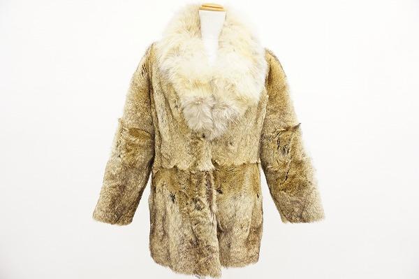 マーモット 毛皮コート