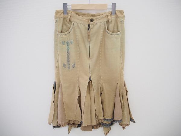 マリテフランソワジルボー スカート