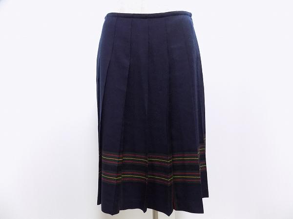 ヨークランド 膝丈スカート