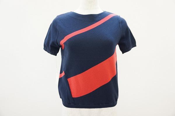 ミスクロエ 半袖セーター コットン