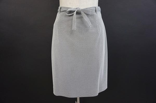 ミスクロエ チェック柄スカート