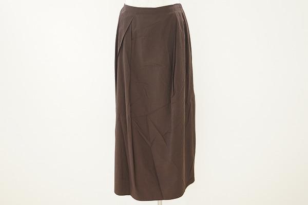 ヨーガンレール/ロングスカート シルク