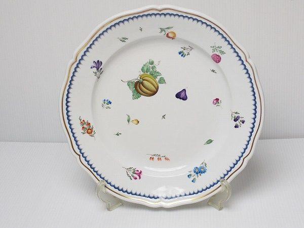 リチャードジノリ 花柄 イタリアンフルーツ 大皿