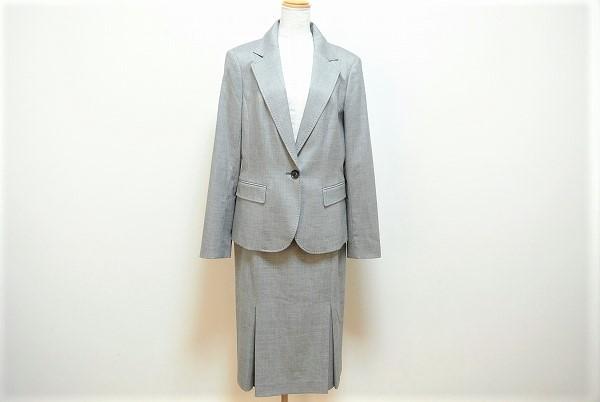 自由区 ジャケット スカートスーツ