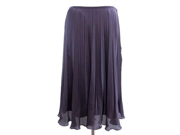 自由区 プリーツスカート